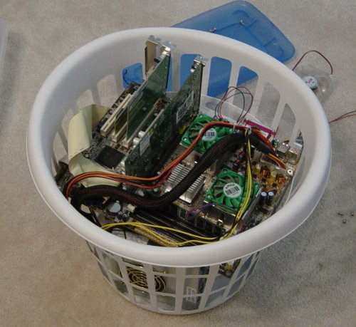 Basket case photo